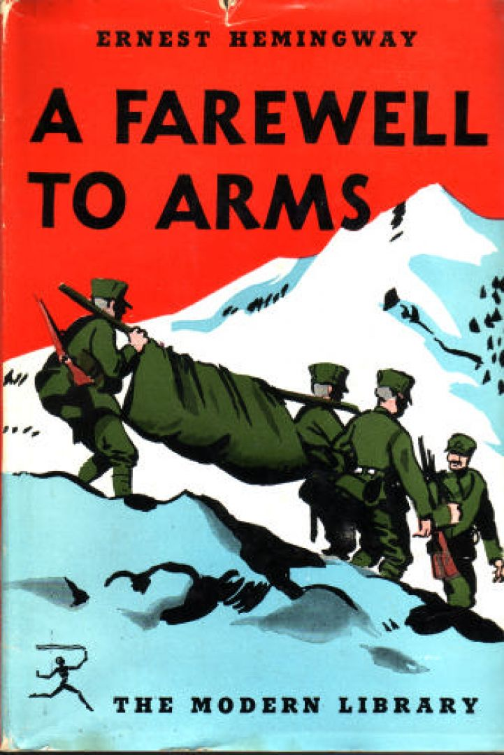 "an analysis of the theme of love in the novel a farewell to arms by ernest hemingway This essay shall outline the book ""a farewell to arms"" which is authored by ernest hemingway this is a love story a farewell to arms, by ernest hemingway."