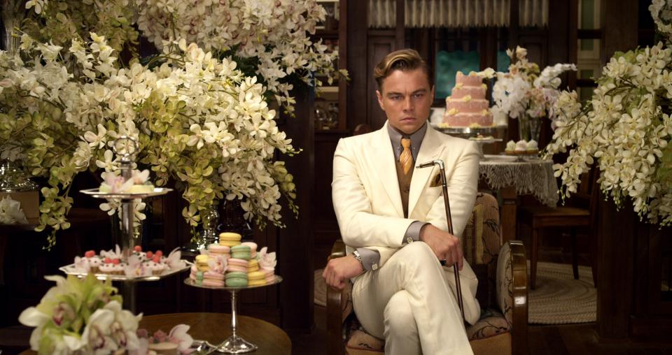 important events in great gatsby