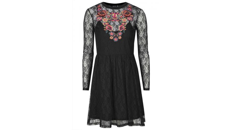 платье Top Shop, ок. 2900 руб. (фото с сайта topshop.com)