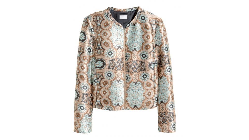 куртка H&M, 2499 руб. (фото с сайта hm.com)