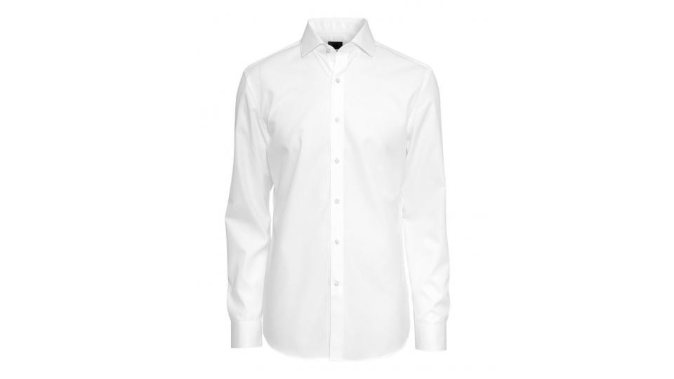 рубашка H&M, 1499 руб. фото с сайта hm.com