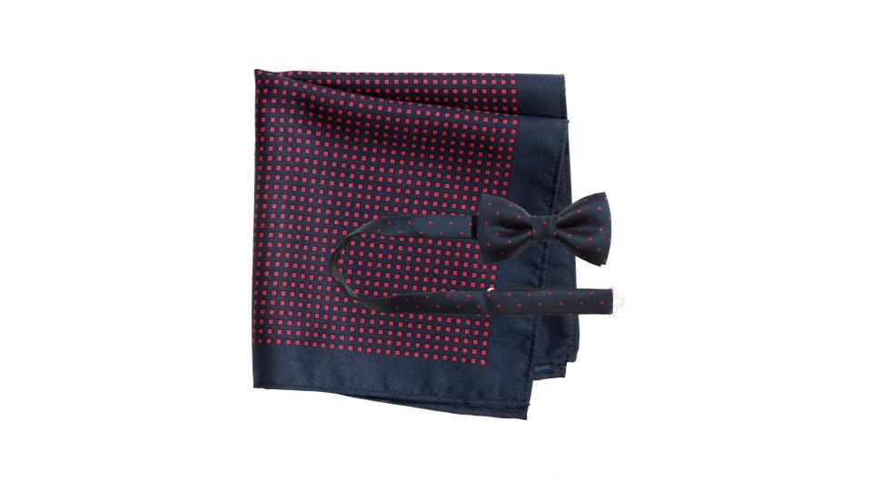 платок и бабочка H&M, 699 руб. фото с сайта hm.com