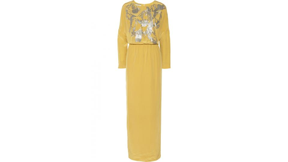 платье By Malene Birger, ок. 42800 руб. (фото с сайта net-a-porter.com)