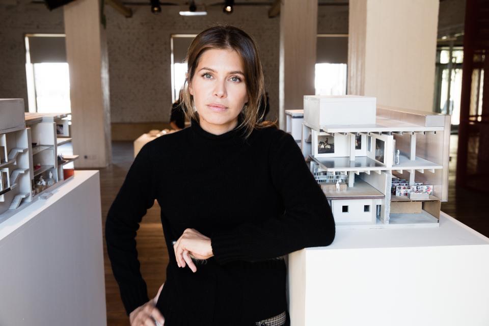 основатель музея «Гараж» Дарья Жукова