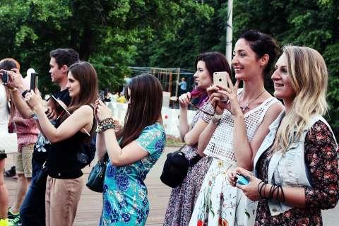 В Москве прошел «GEEK PICNIK»