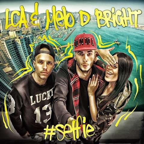 LCA & Melo D Bright. Selfie