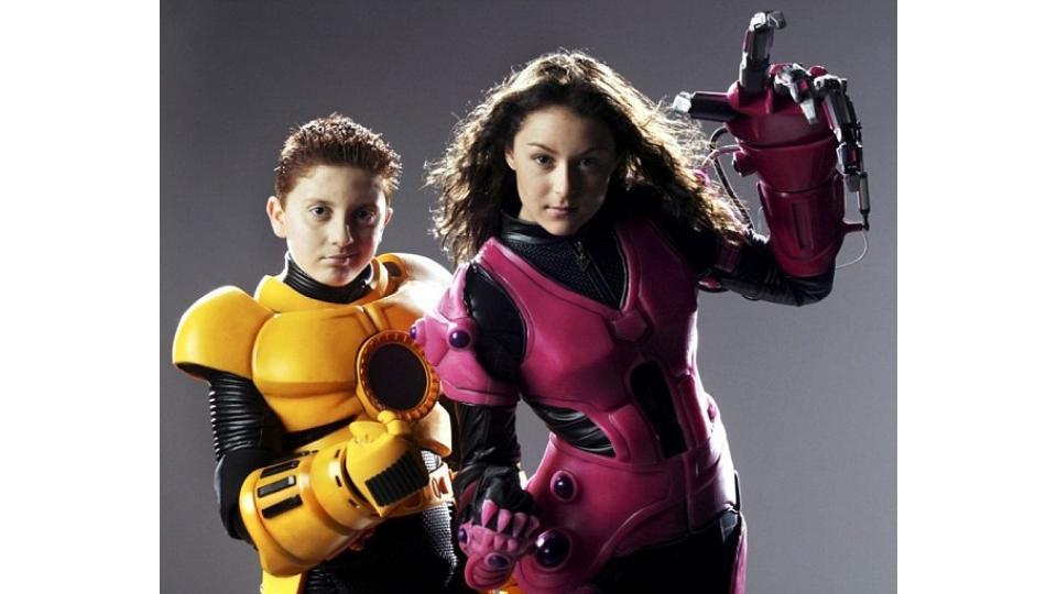 «Дети шпионов». Кадр из фильма.