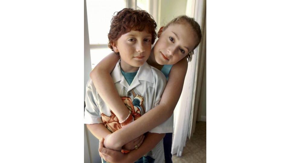 Актеры кино в детстве
