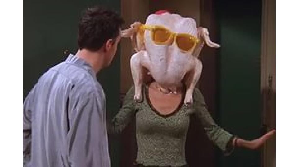Курица на голове — экстравагантно, но действенно