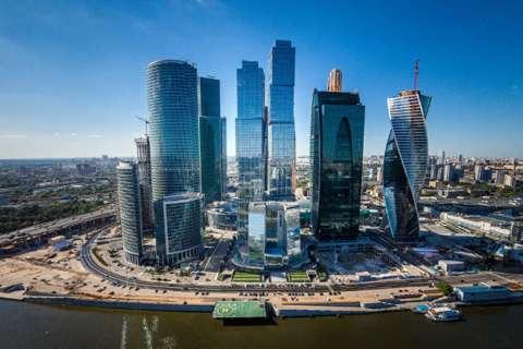 Топ-5 смотровых площадок Москвы