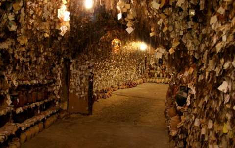 Музей волос находится в подземелье