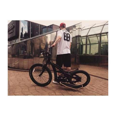 Велоколлекция рэпера ST