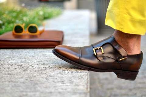 Поговорим о мужской обуви