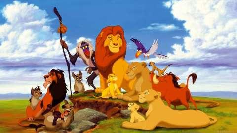 «Король Лев» - и сразу детство вспоминается...