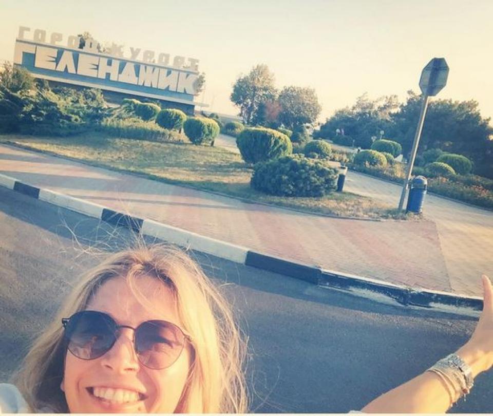 Солнечная улыбка от солнечной Веры Брежневой