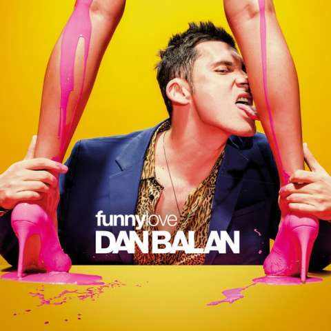 Dan Balan представил видео на песню Funny Love