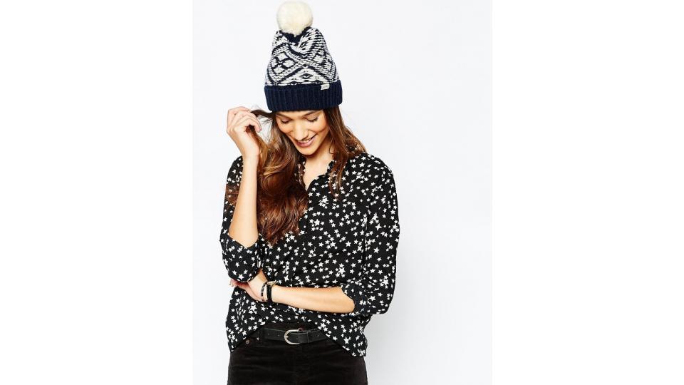 шапка Jack Wills, 3228 руб.
