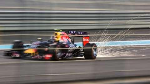 Гран-при Абу-Даби завершил сезон Формулы 1