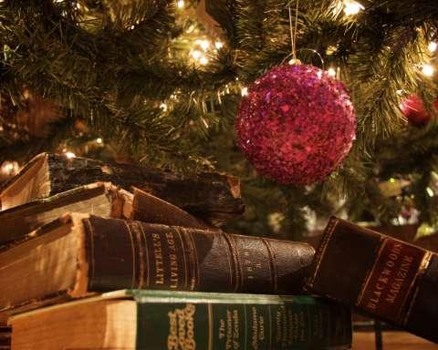 5 книг с новогодней атмосферой