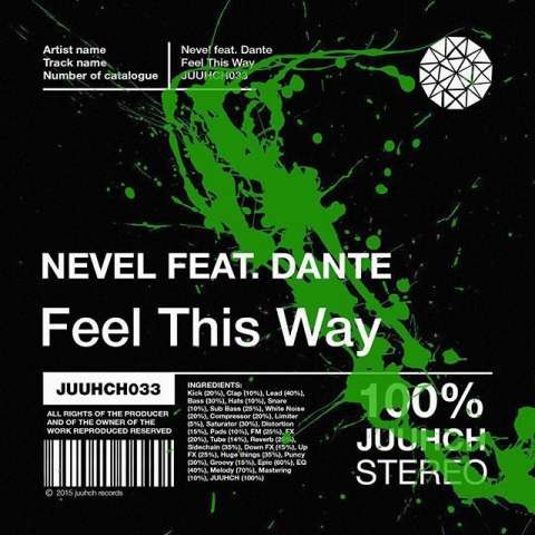 DANTE - Feel This Way