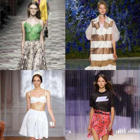 Тренды 2016: одежда