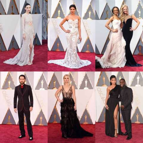 Оскар 2016: образы и тренды