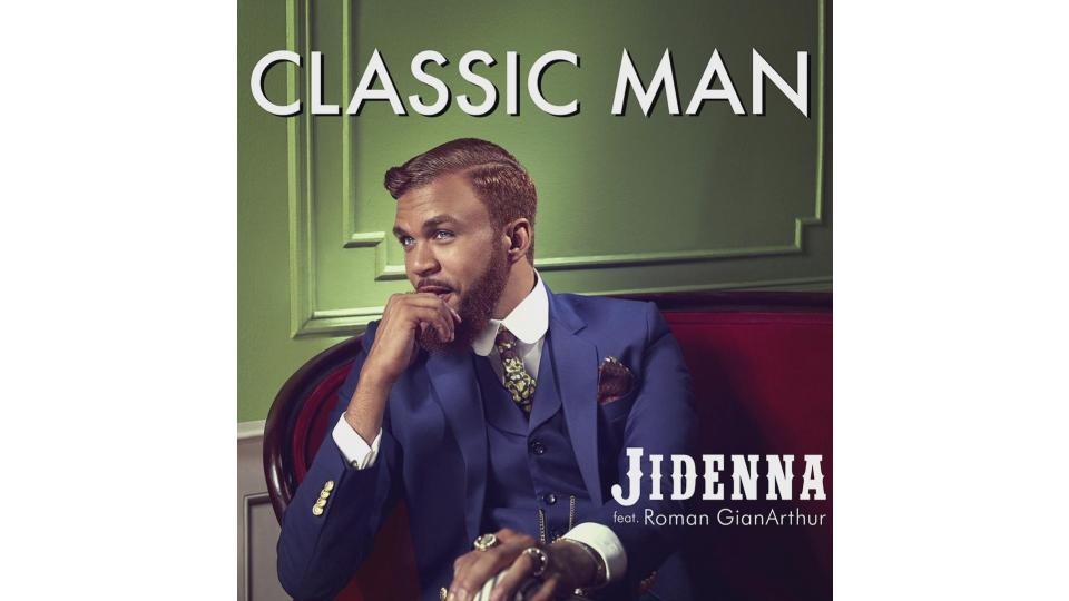 Jidenna Feat. Roman GianArthur — Classic Man
