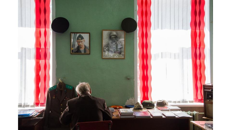 Александр Кадников. Место в музее