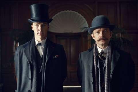 У Шерлока Холмса появилась женщина