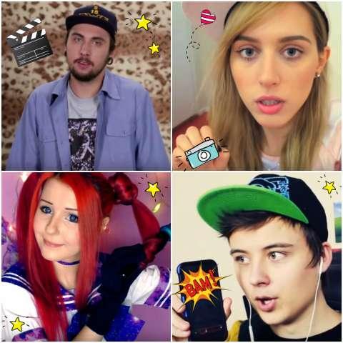 День блогера: о чем снимают видео на YouTube