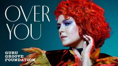 #СуперНова этой недели клип группы Guru Groove Foundation на трек «Over You»