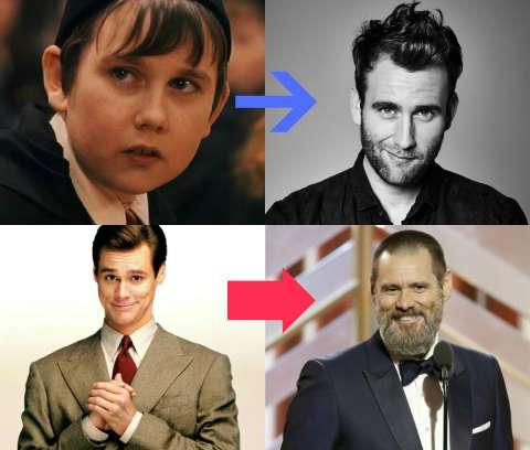 Как изменились герои фильмов детства