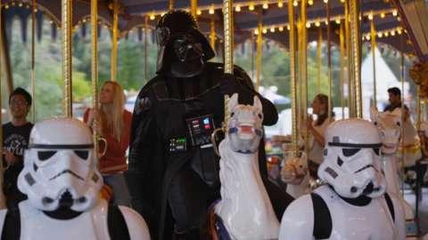 В Disneyland построят огромную тематическую площадку «Звездные войны»