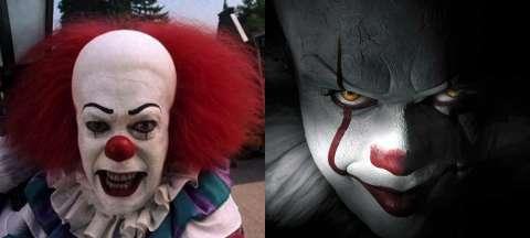 Ремейк фильма «Оно»: первое фото клоуна-злодея