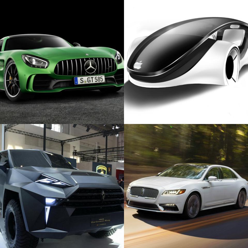 картинки машины самые крутые