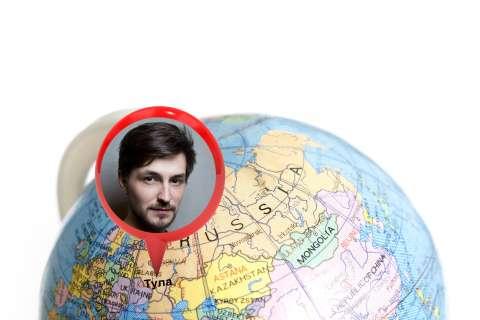 Звёздный путеводитель: Дима Тихонов в Туле