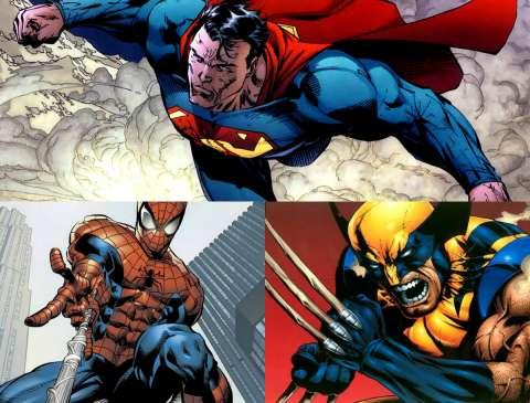 Супергерои, которые не выходят из моды