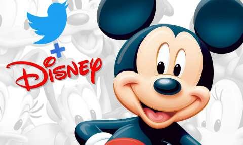Disney купит Twitter