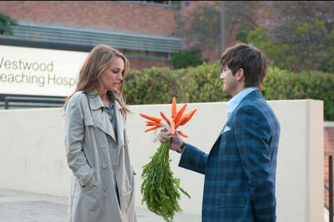 Любовь возникает после четвертого свидания