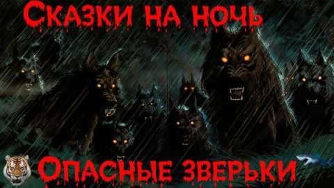 Сказки на ночь: опасные зверьки
