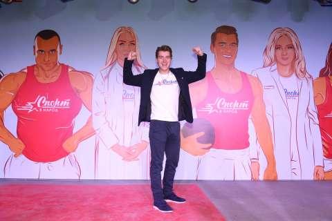 Алексей Воробьев подвел итоги первой смены проекта «Спорт в народ»