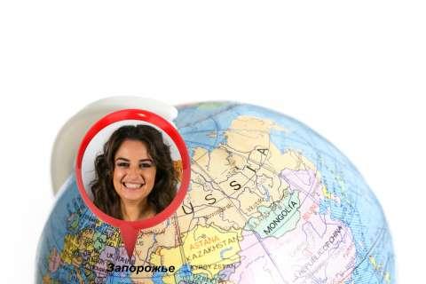 Звёздный путеводитель: Диана Иваницкая-Шорикова в Запорожье