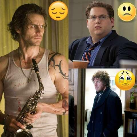 Смеяться нельзя: серьезные роли комедийных актеров
