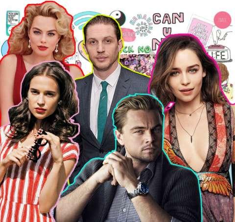 Названы самые популярные актёры 2016 года