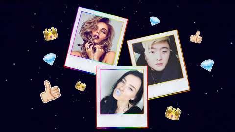 Звёздные бьюти-итоги: как менялись артисты за 2016 год