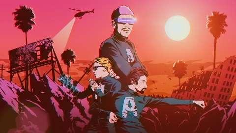 Группа «АГОНЬ» презентовала новый клип «Супергерой» в свой день рождения