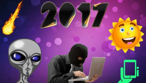 Встреча с инопланетянами и другие прогнозы учёных на 2017-й год