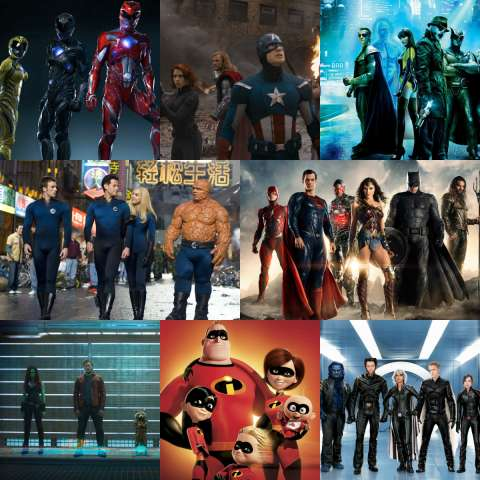 Один за всех: самые крутые супергеройские команды