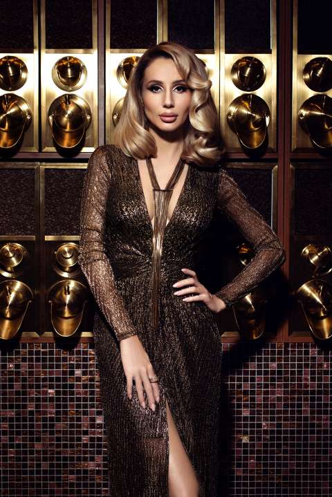 Свой новый альбом LOBODA готовила 5 лет: эксклюзивное интервью для Музыки Первого