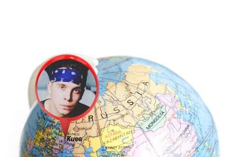 Звездный путеводитель: Артем Пиндюра в Киеве